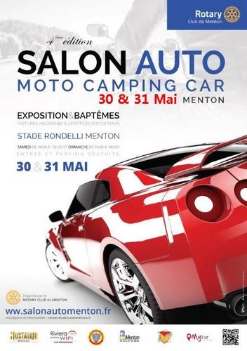 Salon auto moto rotary automobile club de menton for Salon moto nice