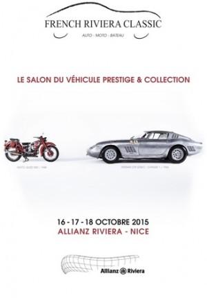 Salon véhicule de prestige et collection – Nice