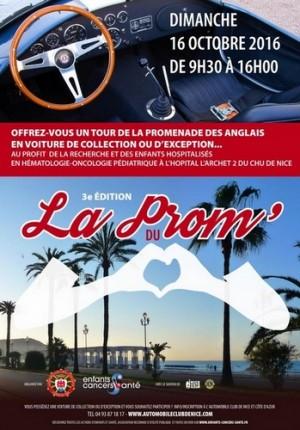 La Prom' du Coeur à Nice
