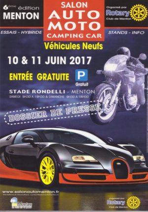 Salon Auto Moto Rotary Menton