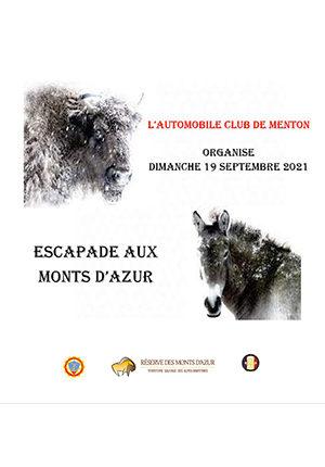 Escapade aux Monts D'Azur