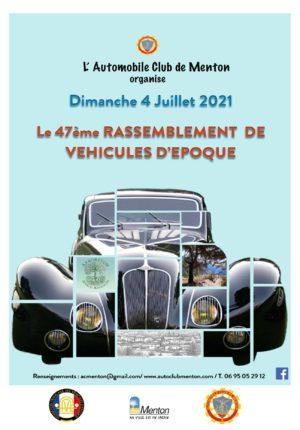 47° rassemblement de véhicules d'époque : arboretum de Roure