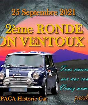 2° ronde du Luberon Ventoux Classic